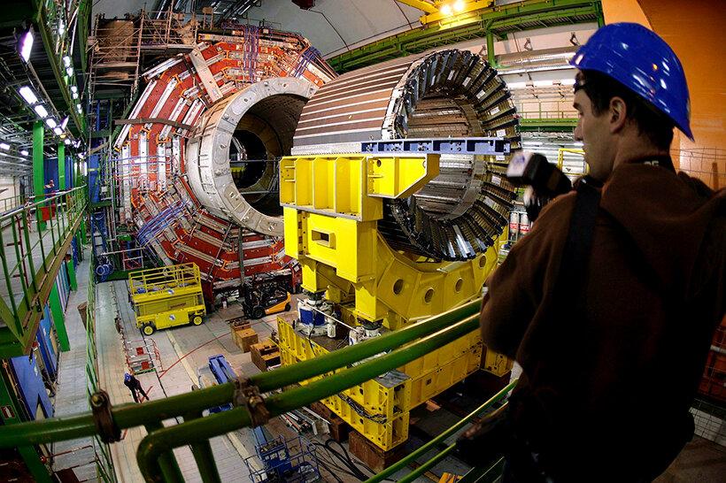 CERN DAIKIN İLE SERİNLEMEYE DEVAM EDİYOR