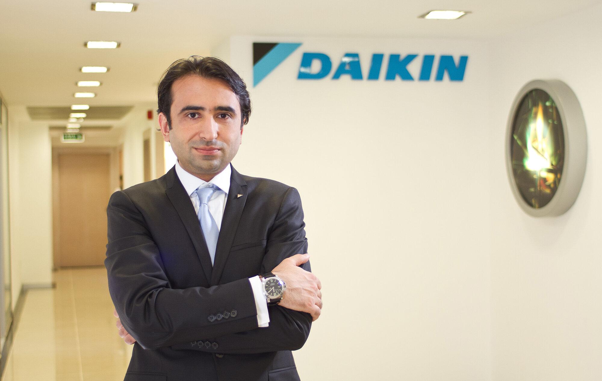 Daikin Türkiye ihracatını 4 yılda 4 kat artırdı