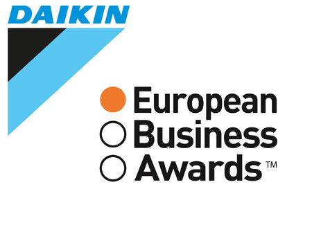 Avrupa İş Ödülleri gibi bir organizasyonun ana sponsorluğunu yapmaktan dolayı çok mutluyuz