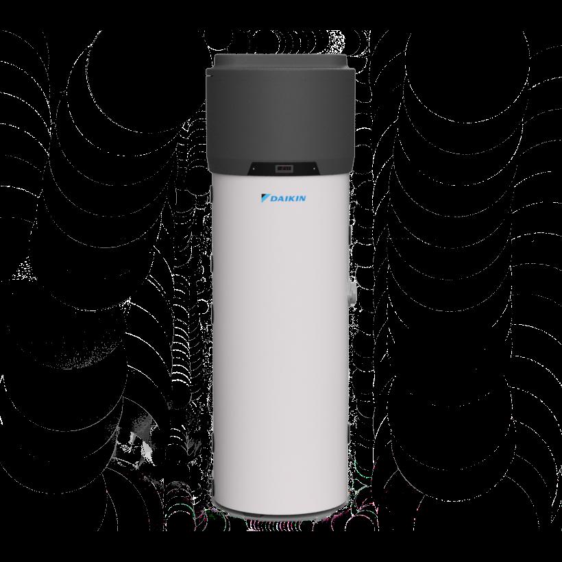 Daikin Monoblok sıcak kullanım suyu ısı pompası