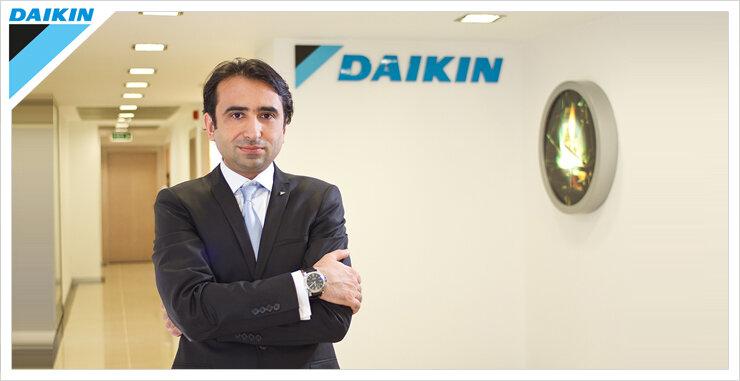 Daikin Türkiye Genel Müdür Yardımcısı Tuna Gülenç
